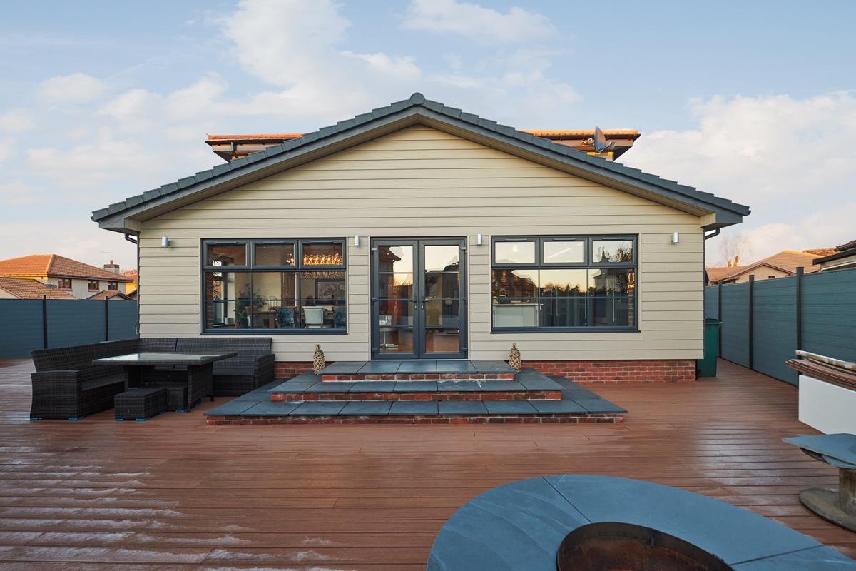 New Build Elgin, George Innes Builders Moray
